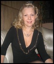 Olga in a Little Black Dress