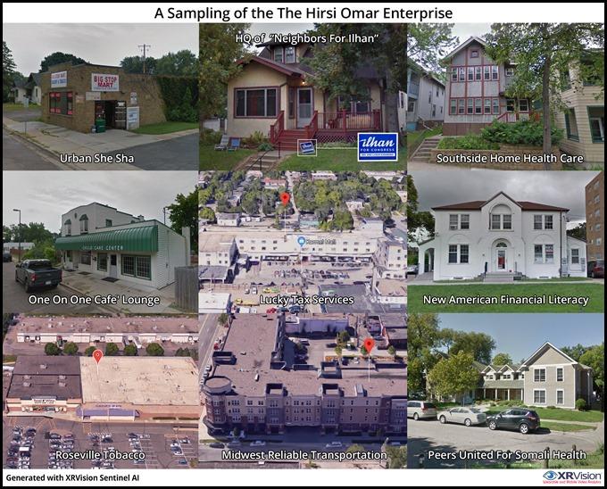 The Hirsi Omar Enterprise