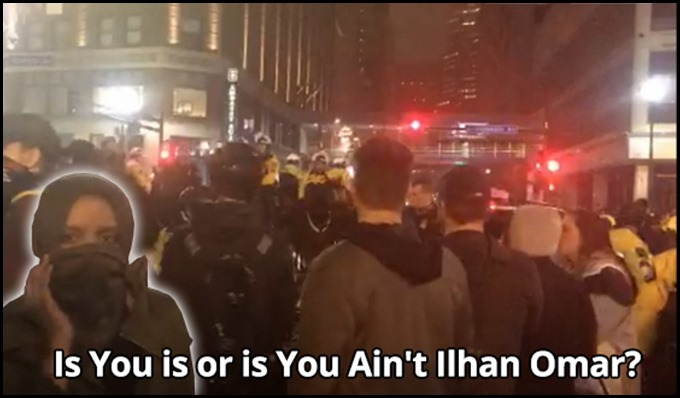 Is you Is, or Is You Ain't Ilhan Oma