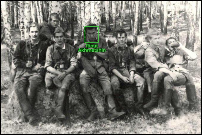 Rinat Akhmetshin Russian Army Training