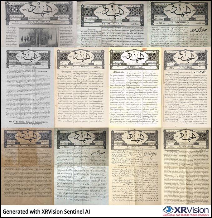 Gottfried Hagen Islamic Jihad Pamphlets