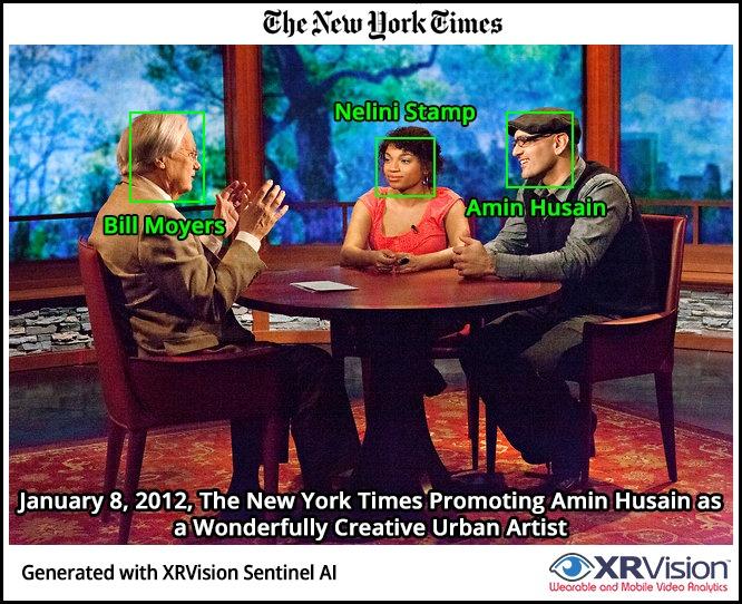 NYT Pimping Amin Husain as a Wonderfully Creative Urban Artist