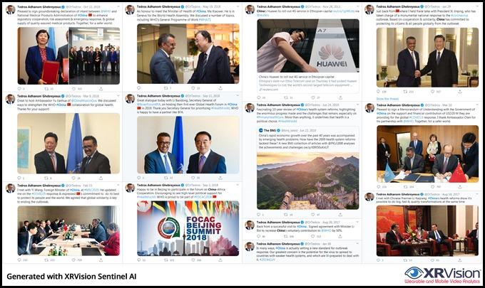 Tedros Adhanom Ghebreyesus China, China, China