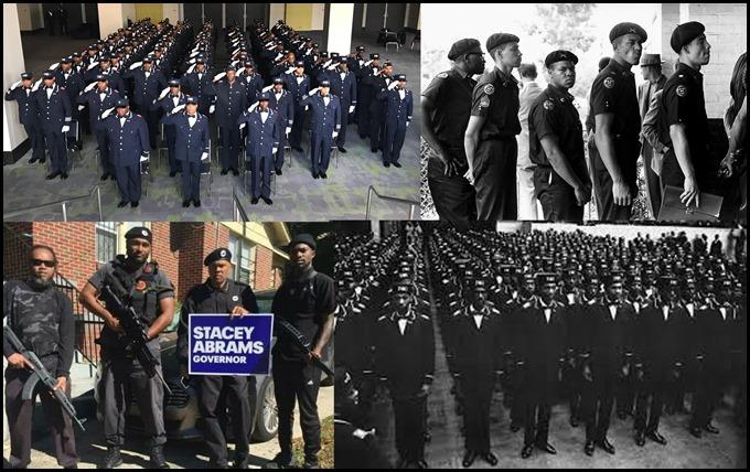 The Fruit of Islam Militia