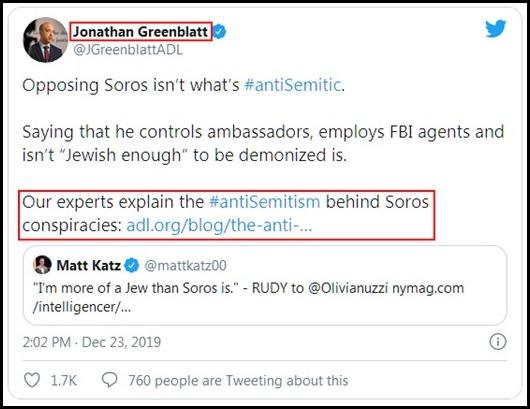 Greenblatt on Soros