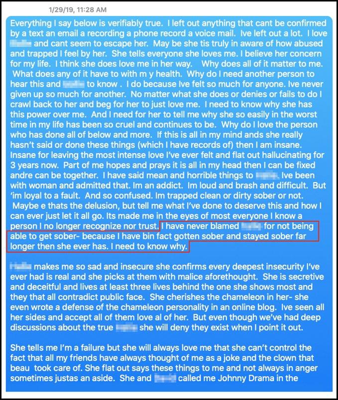 Hunter Biden Text -1