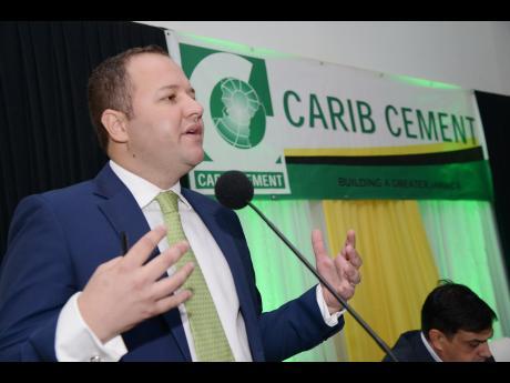 Carib Cement Reports Recap