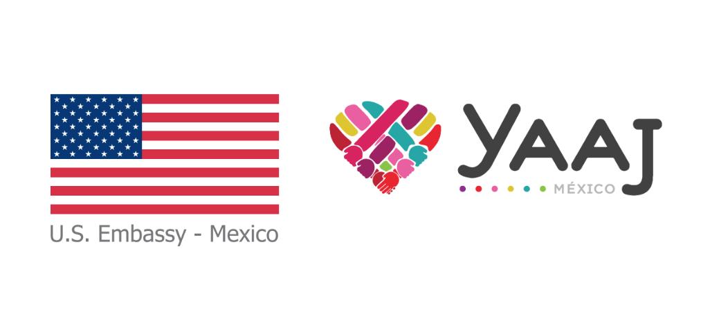 ¡Embajada de EUA en México y Yaaj suman esfuerzos en favor de la comunidad LGBTI+!