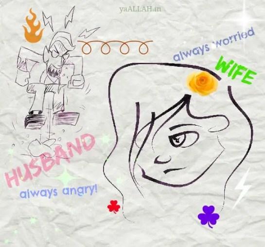 PROVED) Wazifa for Bad Husband | Loose Character-Badtameez-Bad Mizaj