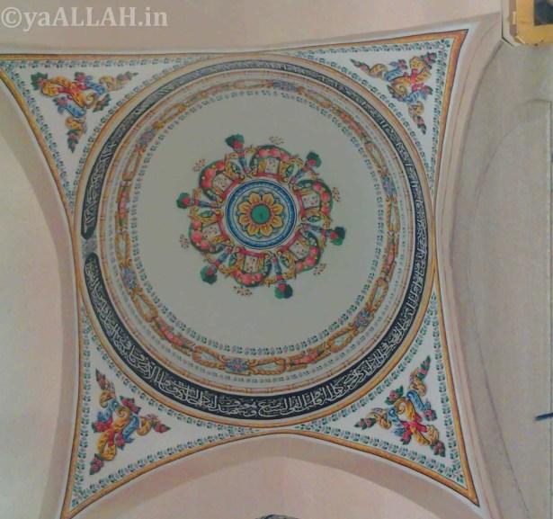 Masjid Nabawi Wallpaper At Night_yaALLAH.in_10