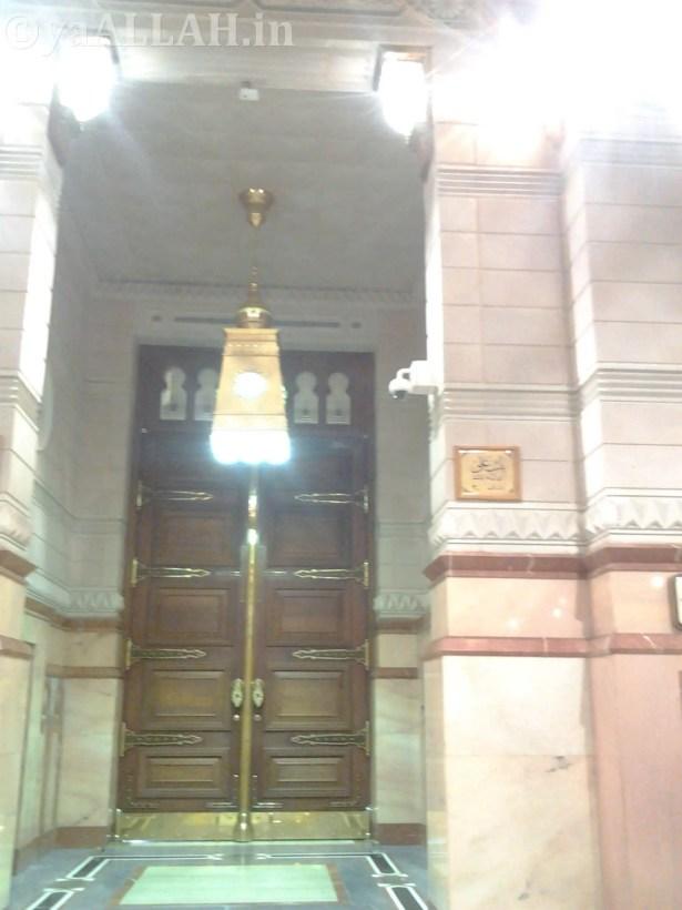 Masjid Nabawi Wallpaper At Night_yaALLAH.in_20