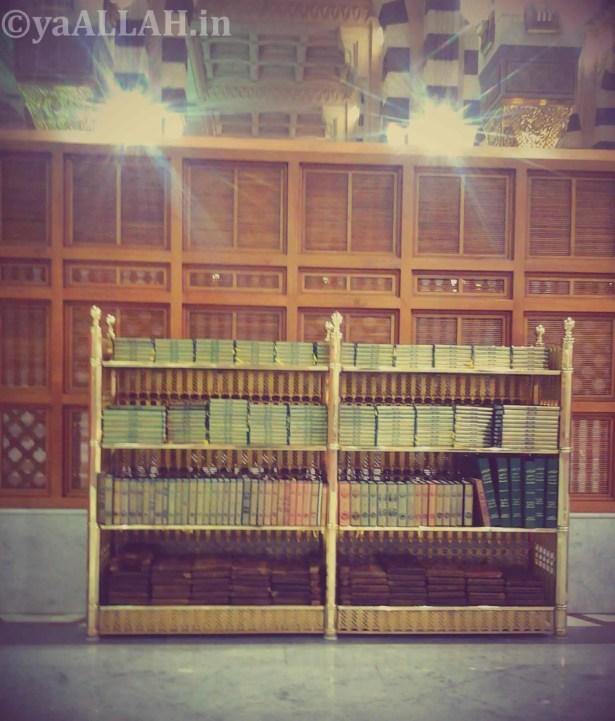Masjid Nabawi Wallpaper At Night_yaALLAH.in_4