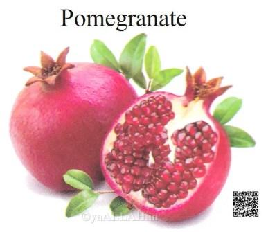 Pomegranate- yaALLAH.in