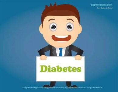 Diabetes-#BigRemediespictures
