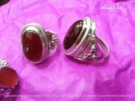 QURAN Says) GemStones Rings according to Date of Birth in Islam