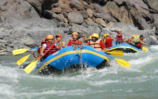Ravier rafting rishikesh