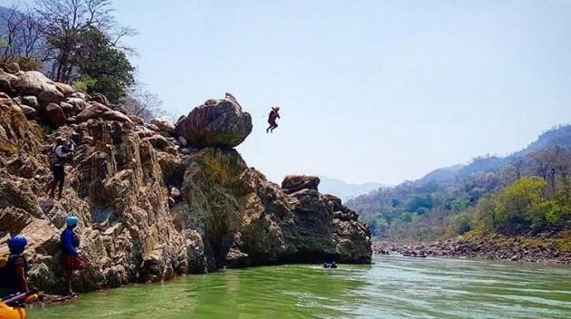 rishikesh adventure