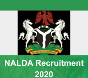National Agricultural Land Development Authority (NALDA) Recruitment Form For 2020/2021 Is Out [See How To Apply]