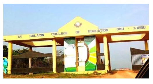 Tai Solarin College of Education (TASCE) NCE Post UTME Form for 2020/2021 Session Is Out