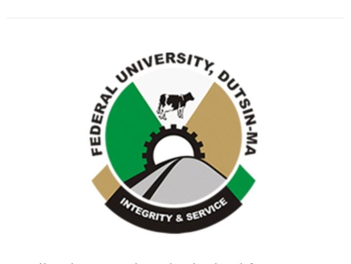 Federal University Dutsin-Ma (FUDMA)