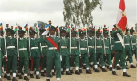 Nigeria military school
