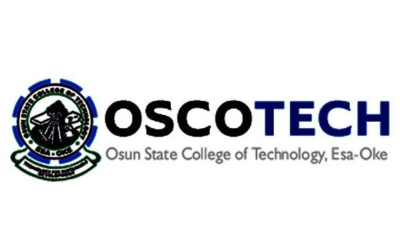 Osun State College of Technology (OSCOTECH) DPT Admission Form for 2020/2021 Academic Session | ND & HND