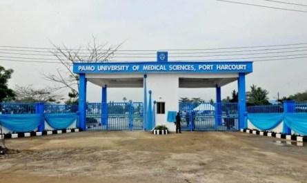 PAMO University Of Medical Sciences (PUMS)