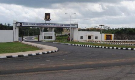 Olusegun Agagu University of Science and Technology (OAUSTECH)