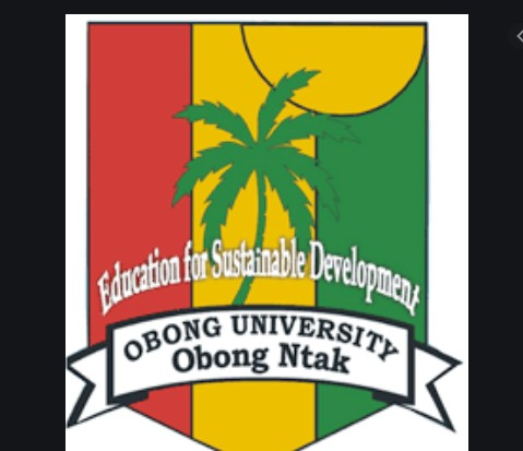 Obong University JUPEB Admission Form For 2020/2021Academic Session
