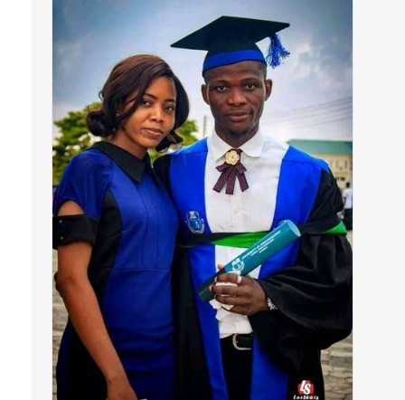 Amazing Love Story: UNIPORT Graduate Proposes To His 'University Lover'
