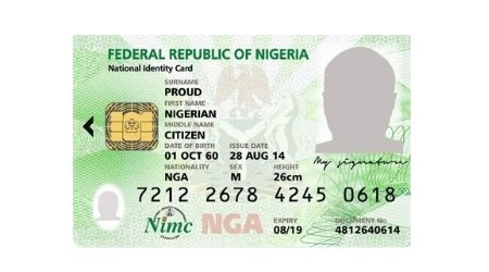 How To Apply for National Identity Number (NIN)