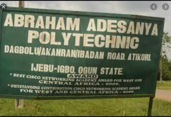 AAPOLY HND, ND Part-Time, Certificate & Remedial Admission Forms For 2020/2021