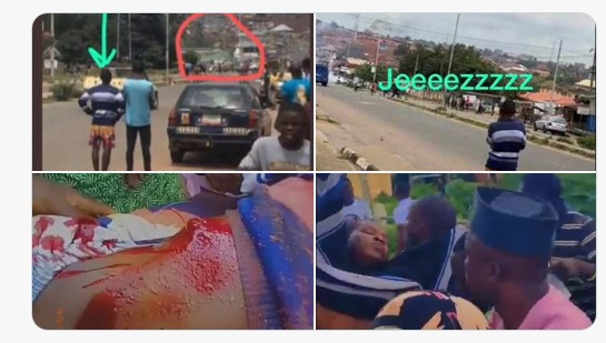 #EndSarsNow: LAUTECH Final Year Student Jimoh Isiaq Killed By Police Officers During Protest, Nigerians React