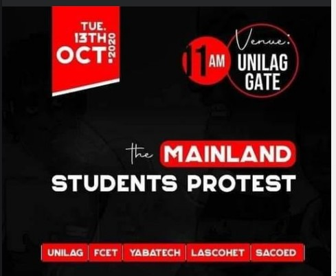 UNILAG Students To Storm The Street Tomorrow For #EndAsuuStrike Protest