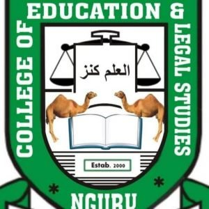 College of Education and Legal Studies Admission List 2020/2021