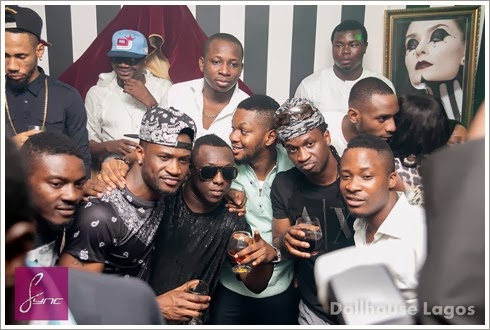P-Square-attends-May-D-birthday-party-yabaleftonline-com