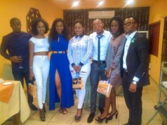 chika ike birthday with fans