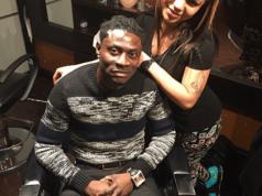 Obafemi Martins new hairstlye