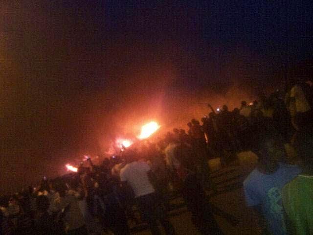 Explosion Hits Akure