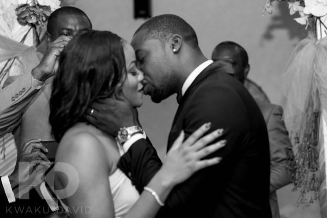 Chris Attoh Speaks On Marrying Damilola Adegbite