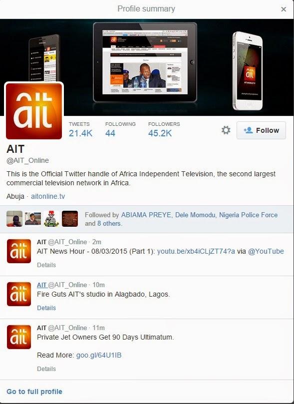 Ait tv station