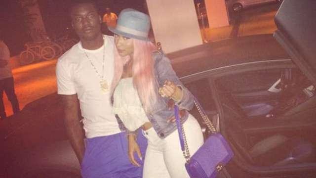 Nicki Minaj Confirms Engagement To Meek Mill