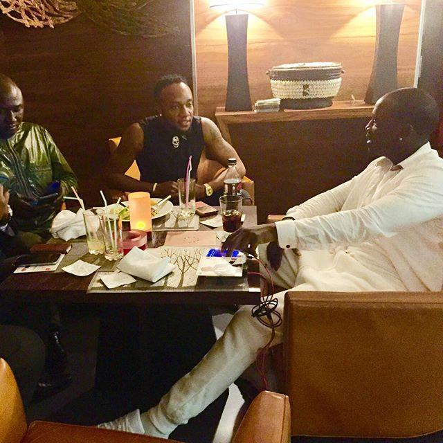 KCee and Akon
