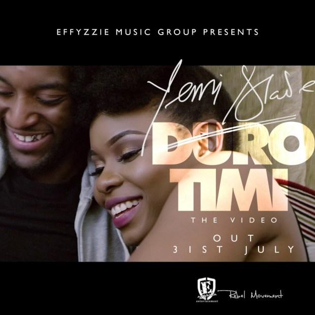 VIDEO: Yemi Alade - Duro Timi, yemi alade duro timi video