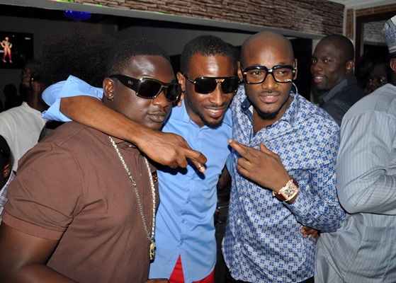 2face and Wande