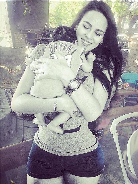Sonia Morales Baby