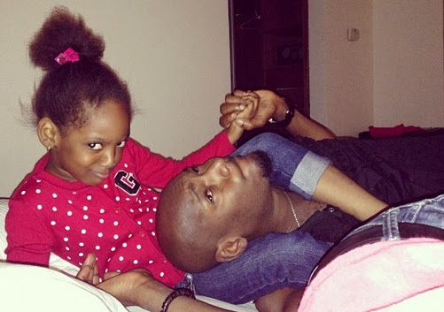 2face idibia baby pictures
