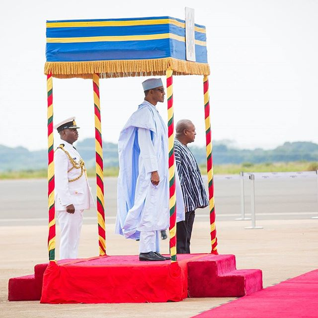 Buhari Ghana1