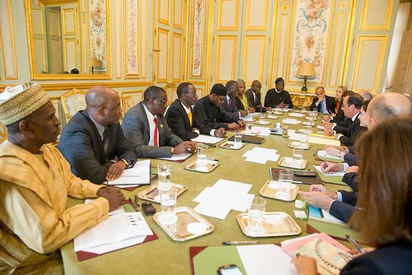Buhari In France3