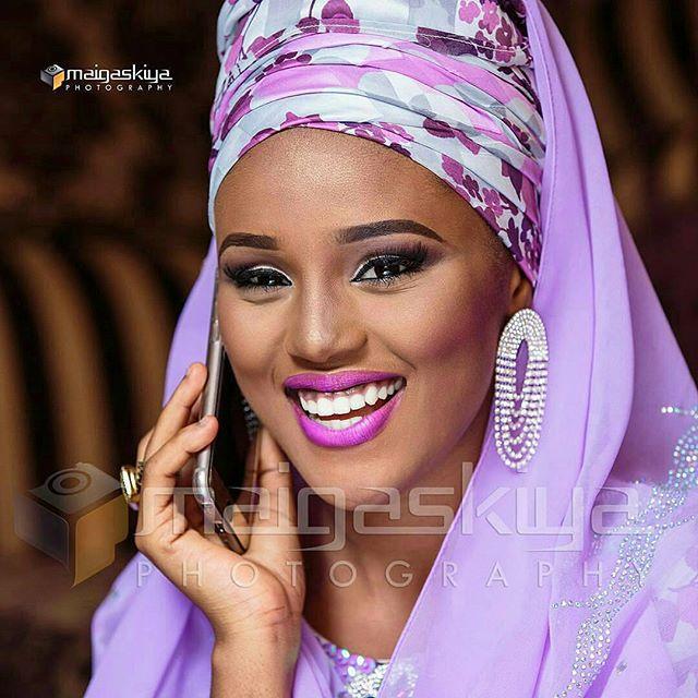 Emir of Sanusi Bride